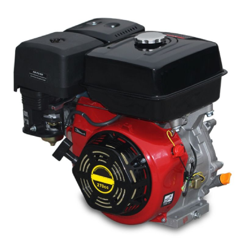 Single Cylinder Four Stroke Gasoline Engine 270CC 9 HP GX270 TW177FB