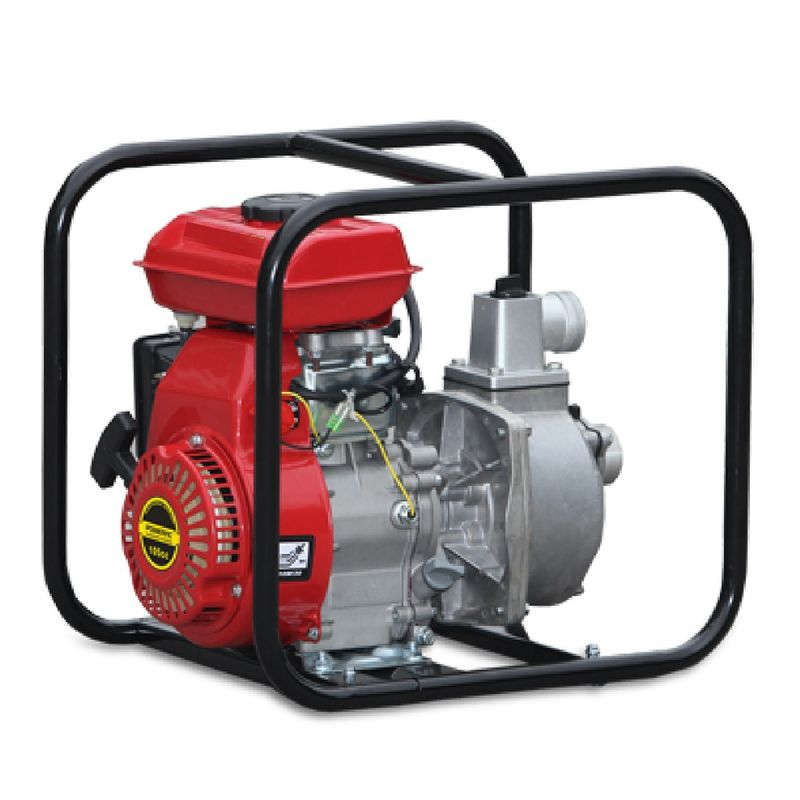 1.5 Inch Gasoline Water Pump , WP15 3.0HP Agricultural Small Petrol Water Pump
