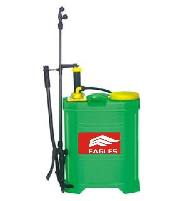 0.2-0.4Mpa Air Pressure Agricultural Knapsack Power Sprayer 16L Small Capacity