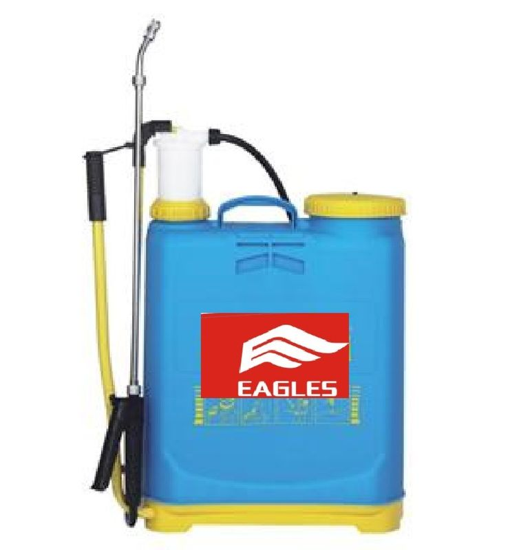 Knapsack Electric Fogging Machine 20L Hand Operated 0.2-0.4Mpa Normal Pressure